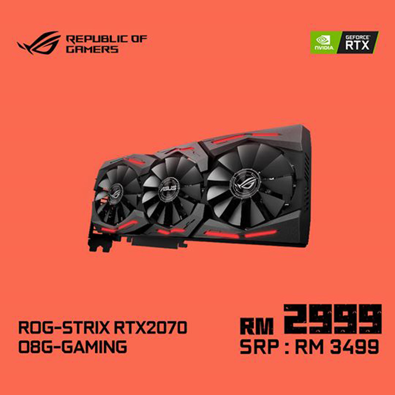You Can Now Get ASUS ROG RTX Graphics Cards At Cheaper Prices 26