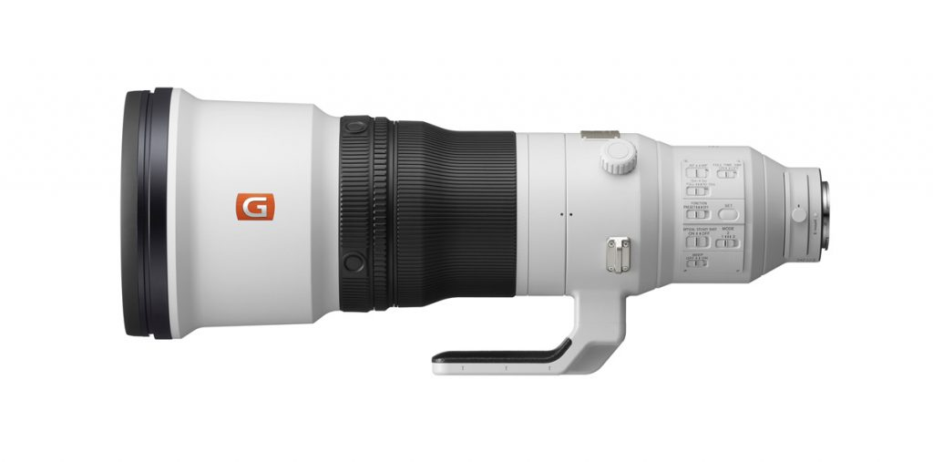 Sony Reveals New 600mm F4 G Master Prime And 200-600mm F5.6-6.3 G OSS Super-Telephoto Zoom Lenses 24