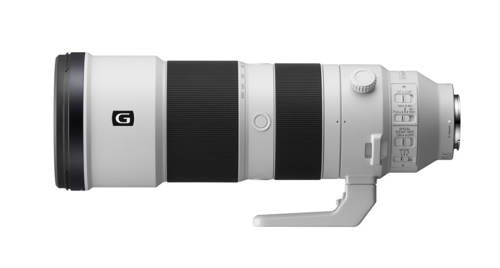 Sony Reveals New 600mm F4 G Master Prime And 200-600mm F5.6-6.3 G OSS Super-Telephoto Zoom Lenses 25
