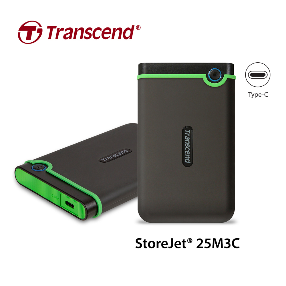 Transcend Introduces New 2TB Rugged Portable Hard Drive With USB Type-C Connection 23