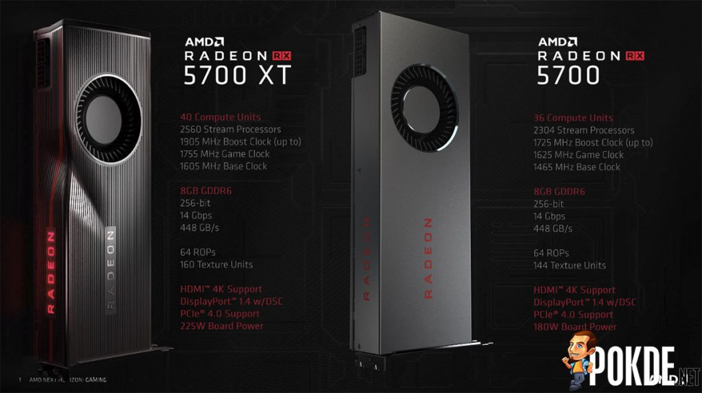 [E3 2019] AMD Radeon RX 5700 bests the GeForce RTX 2060 from RM1578 23