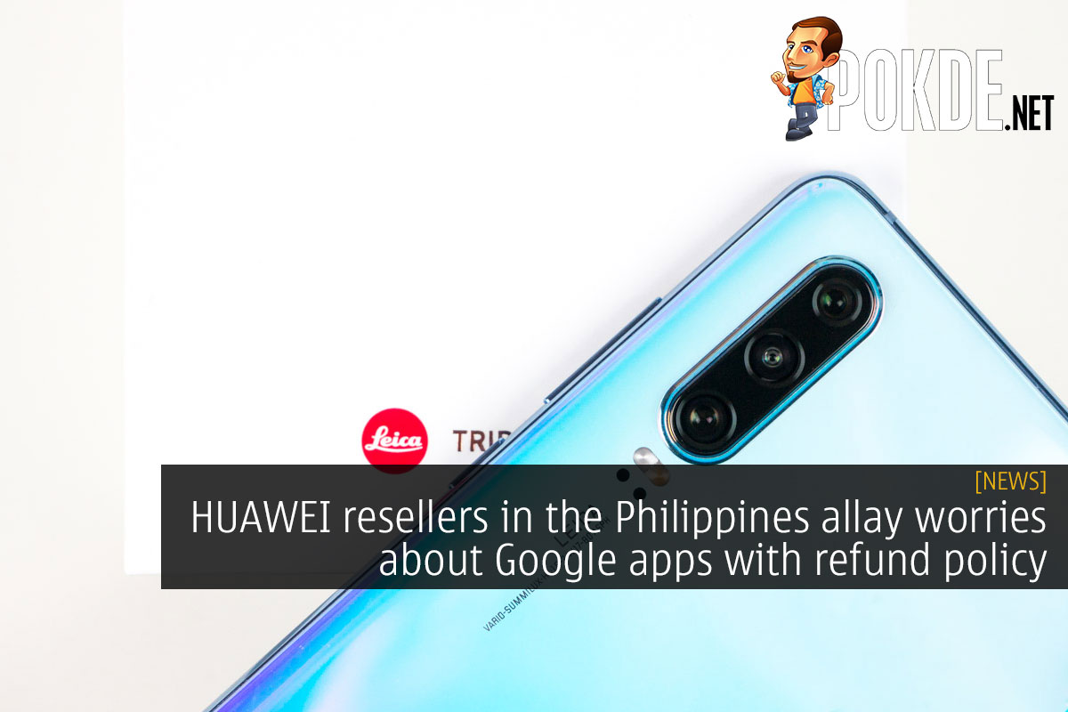 HUAWEI resellers in the Philippines allay worries about