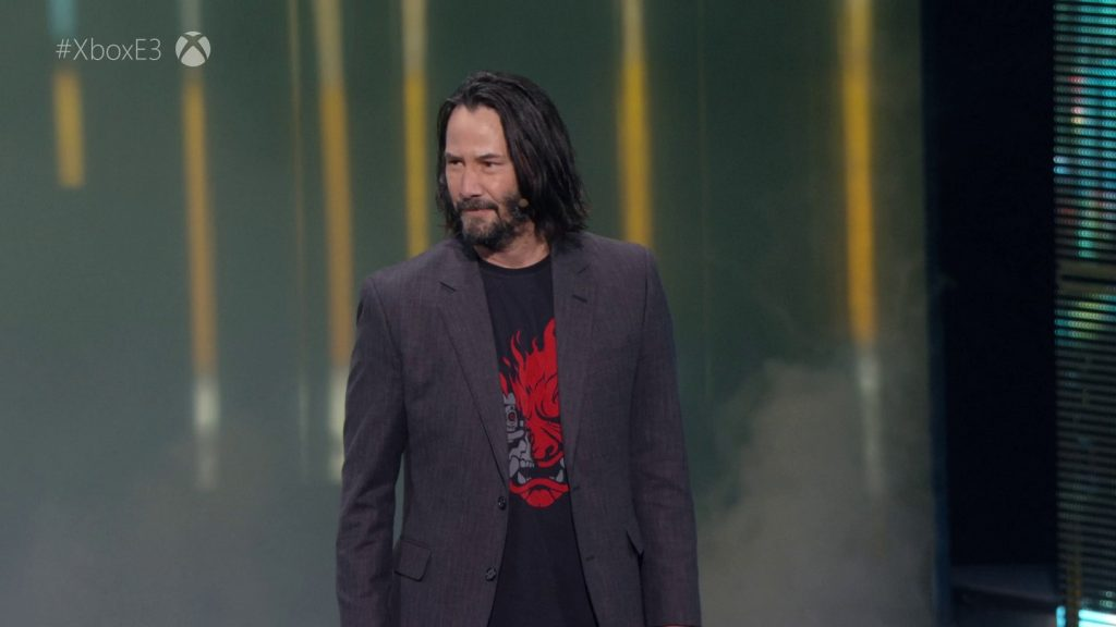 Keanu Reeves Shares His Thoughts on Video Games - Says Hollywood Stars Aren't Needed 21