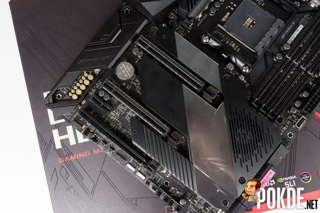 ASUS ROG Crosshair VIII Hero (WiFi) Review — extreme overclocking at a premium price 20