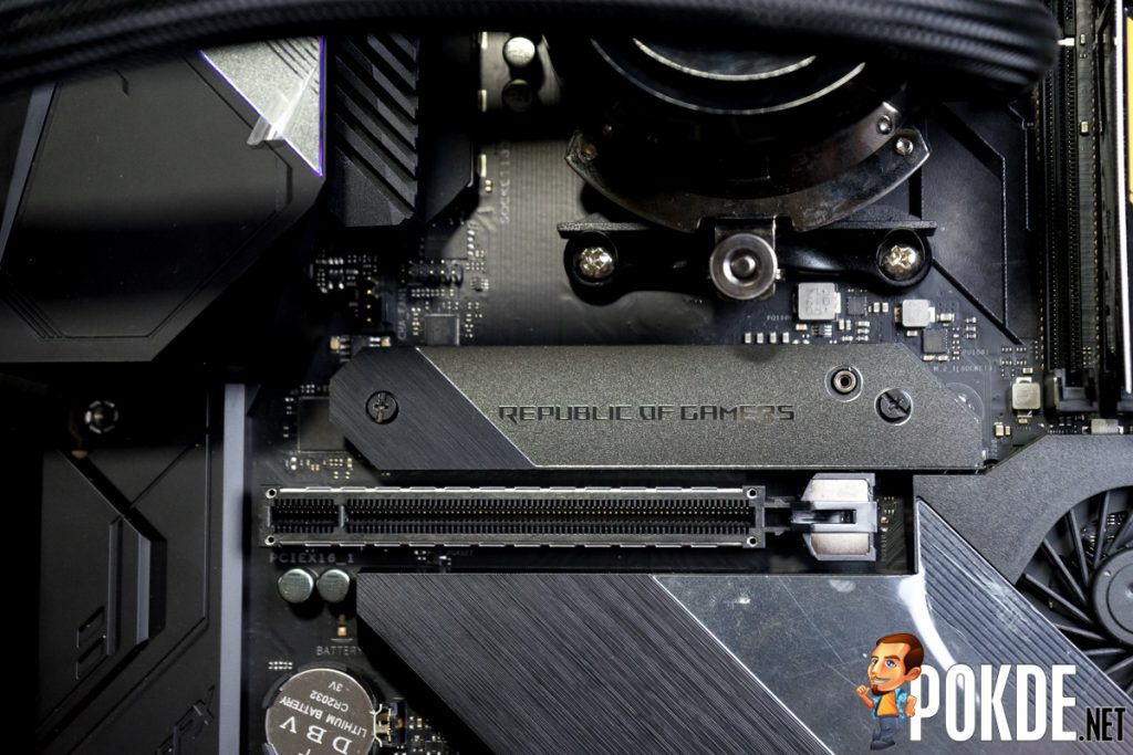 ASUS ROG Crosshair VIII Hero (WiFi) Review — extreme overclocking at a premium price 24