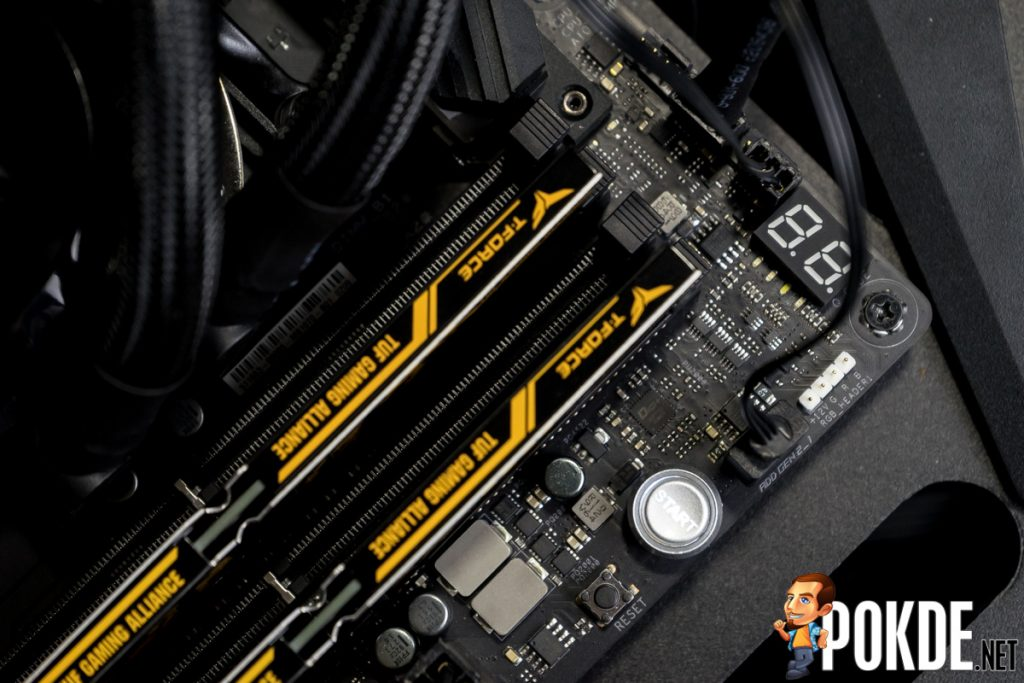 ASUS ROG Crosshair VIII Hero (WiFi) Review — extreme overclocking at a premium price 27