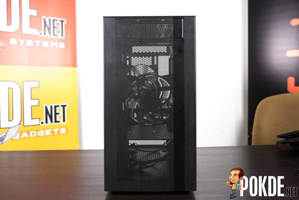 Cooler Master NR400 with ODD Review — a clown car of a case! 22