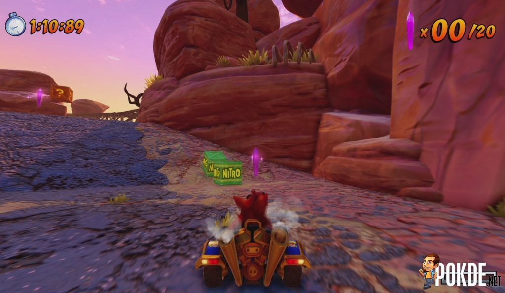 Crash Team Racing Nitro-Fueled Review - A Wonderful Blast from the Past
