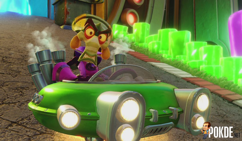 Crash Team Racing Nitro-Fueled Review - A Wonderful Blast from the Past 27