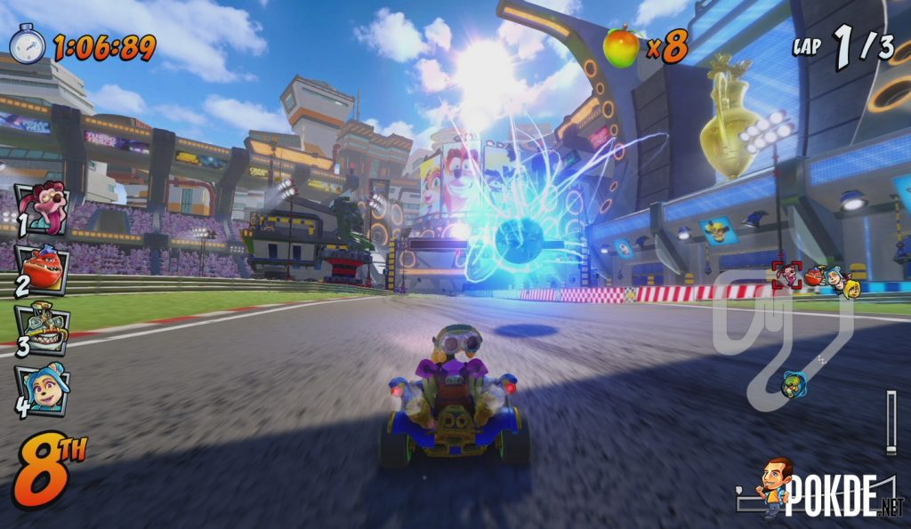 Crash Team Racing Nitro-Fueled Review - A Wonderful Blast from the Past 25