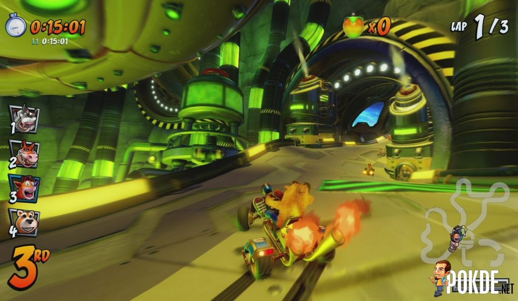 Crash Team Racing Nitro-Fueled: How to Power Slide and Turbo Boost Perfectly