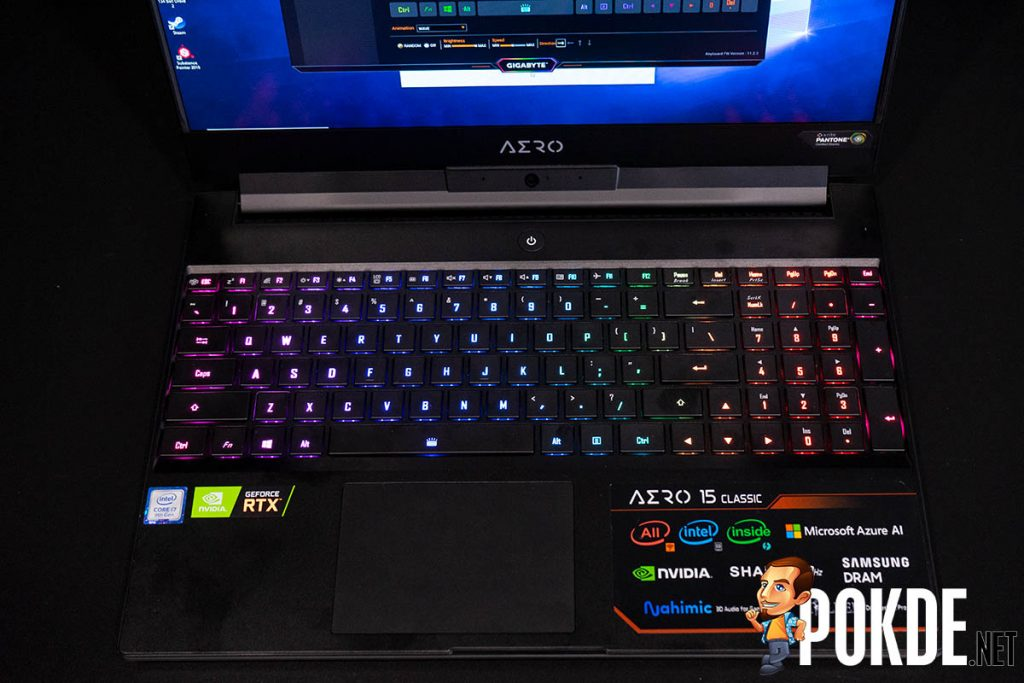 GIGABYTE caters to Malaysian gamers and creators with AORUS and AERO laptops 23