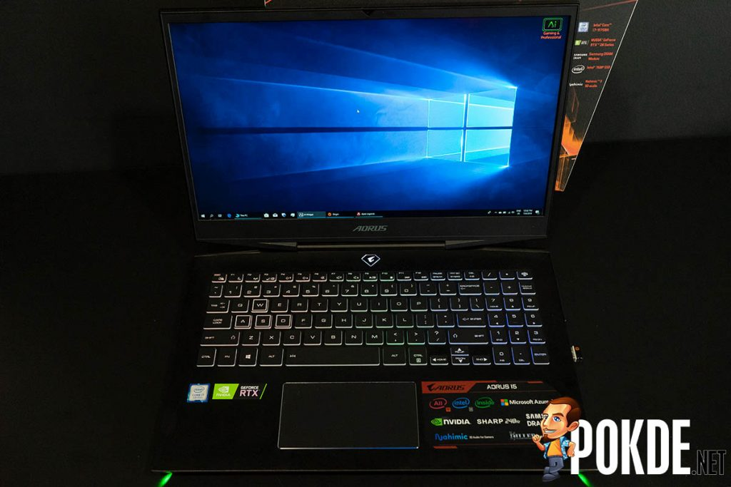 GIGABYTE caters to Malaysian gamers and creators with AORUS and AERO laptops 27