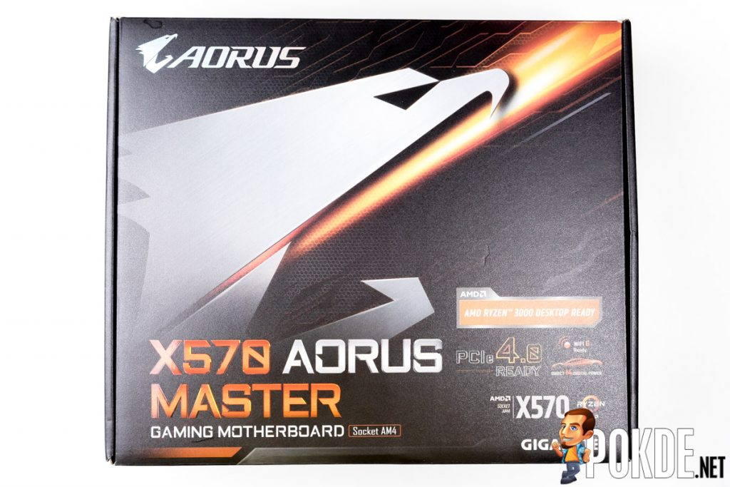 GIGABYTE X570 AORUS Master Review — the board that puts its pricier peers to shame 22