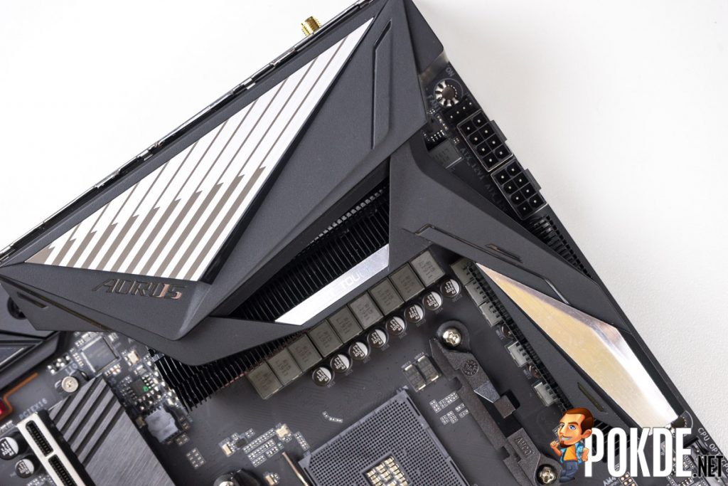 GIGABYTE X570 AORUS Master Review — the board that puts its pricier peers to shame 26