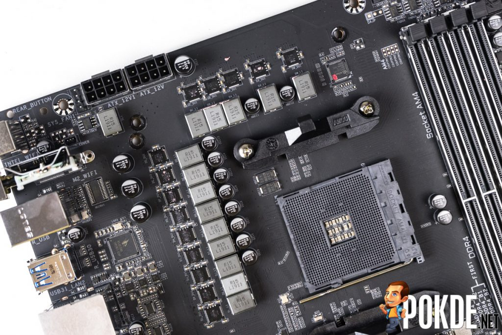 GIGABYTE X570 AORUS Master Review — the board that puts its pricier peers to shame 32