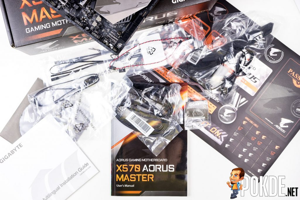 GIGABYTE X570 AORUS Master Review — the board that puts its pricier peers to shame 24