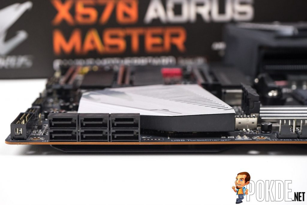 GIGABYTE X570 AORUS Master Review — the board that puts its pricier peers to shame 35