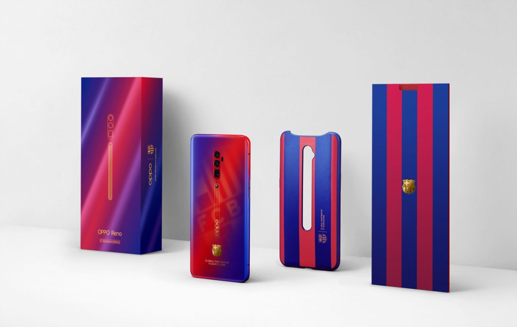 This Is The Limited Edition FC Barcelona OPPO Reno 10x Zoom 29