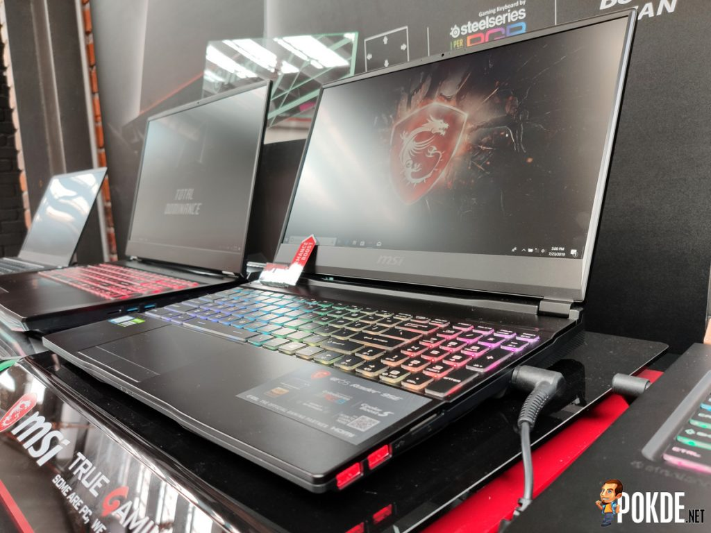 MSI Launches ESPORTS: The Rise of the New King — Introduces GT76 Titan And GE65 Raider Gaming Laptops 19
