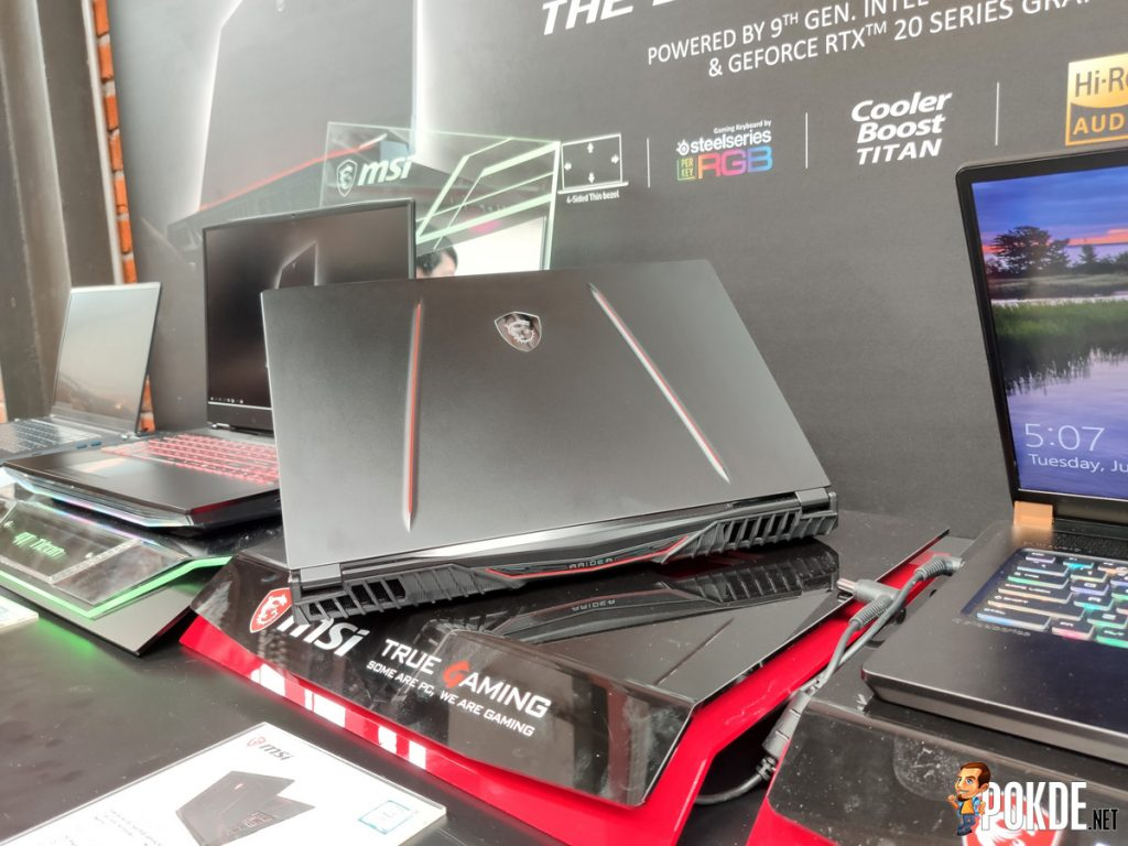 MSI Launches ESPORTS: The Rise of the New King — Introduces GT76 Titan And GE65 Raider Gaming Laptops 20