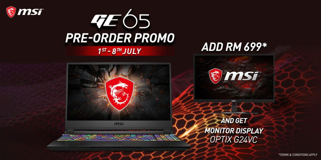 MSI GE65 Raider With 240Hz Refresh Rate Now Available For Preorders 20