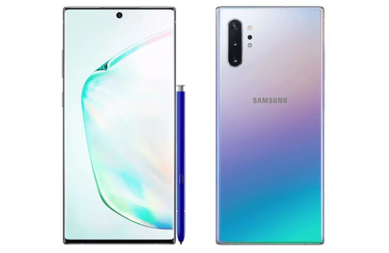 More Samsung Galaxy Note 10 Leaks Have Surfaced