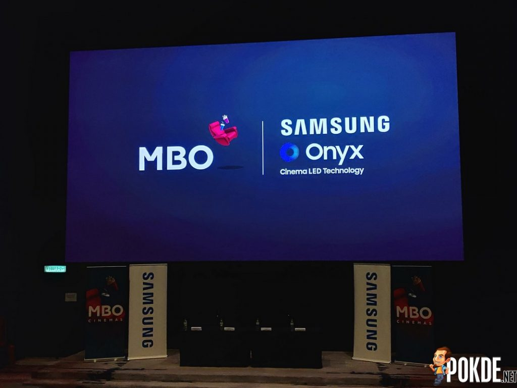 MBO Cinemas Officially Launches New Samsung Onyx LED Screen In Atria Shopping Gallery 28