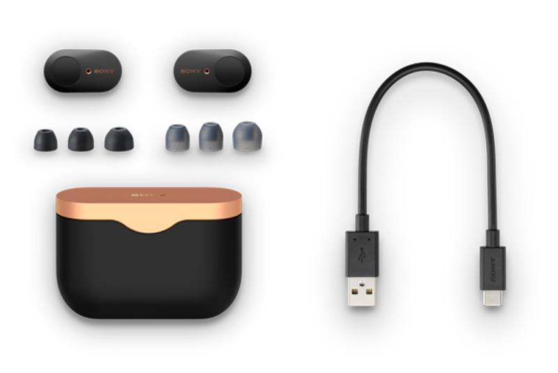 Sony Introduces New WF-1000XM3 True Wireless Headphones 21