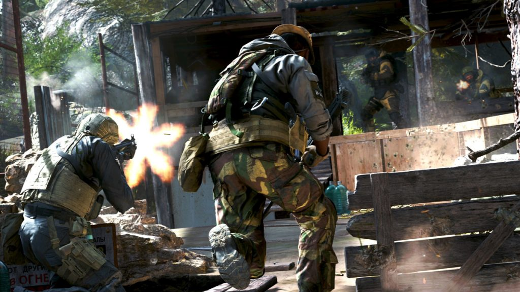 Call of Duty: Modern Warfare Multiplayer Universe Set For August 1 Unveiling 25