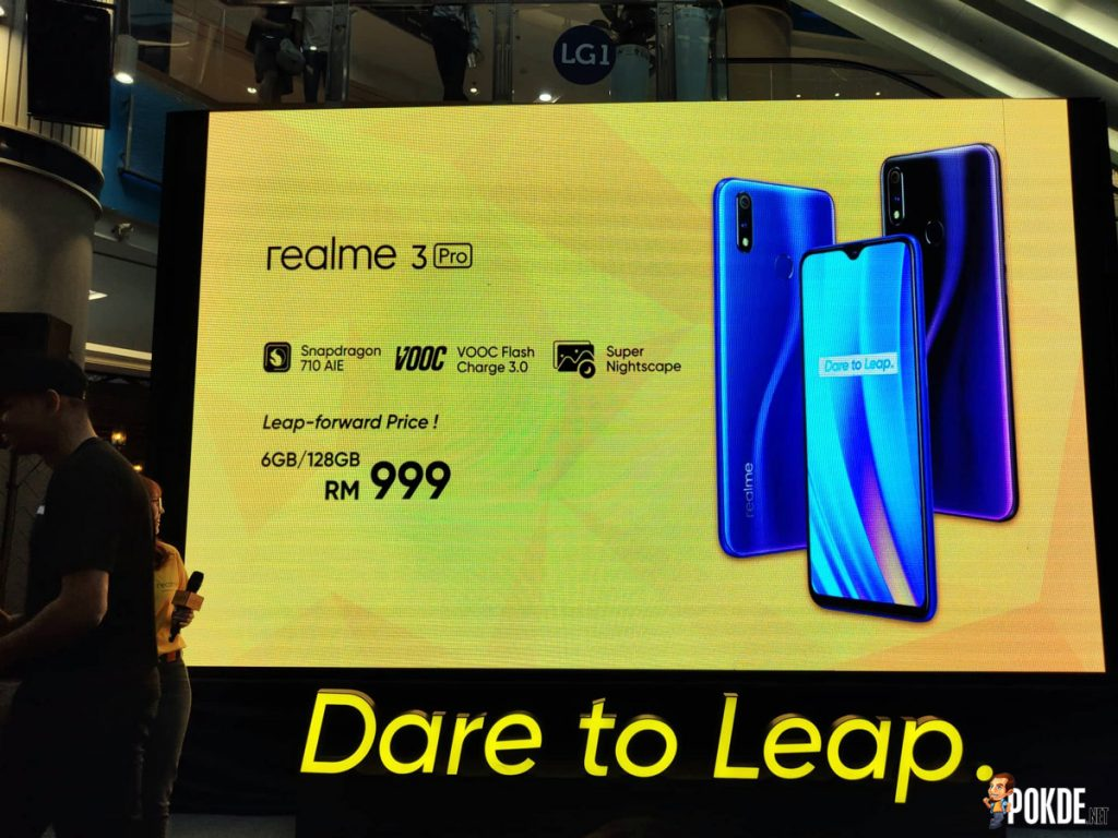 realme Malaysia Steps Further With Their New 'Dare To Leap' Tagline 23
