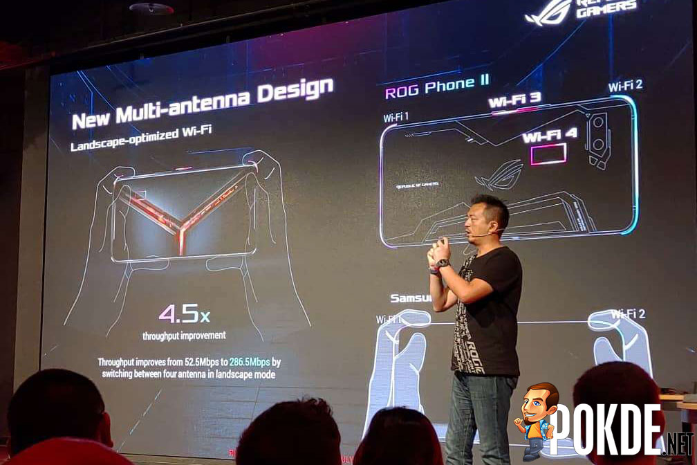 The ROG Phone II announced with ridiculously overkill specifications! 23