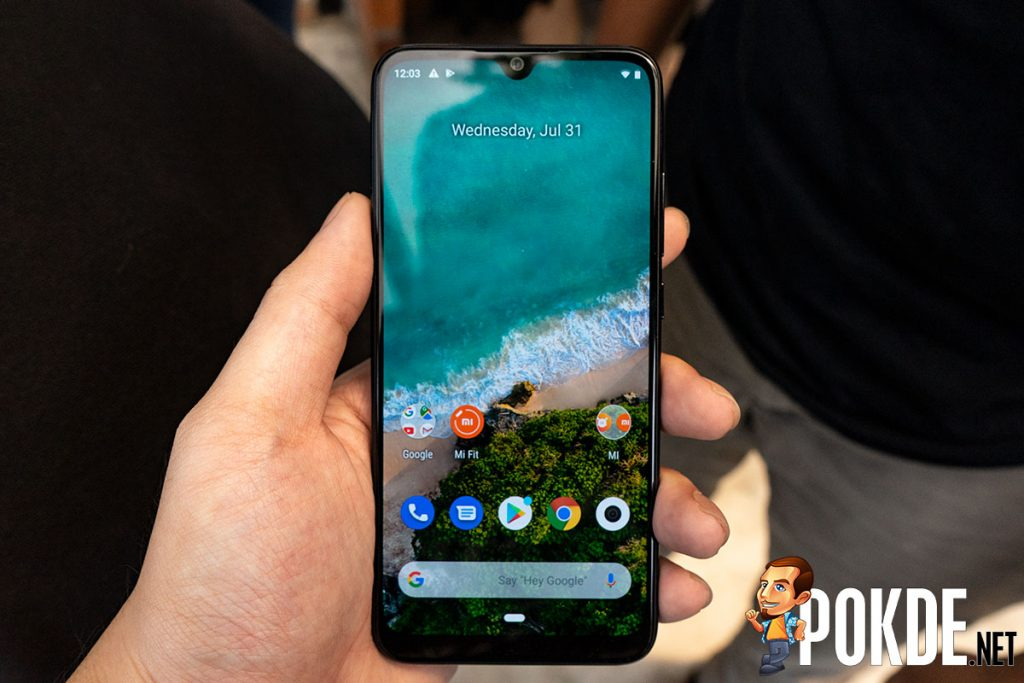 The Xiaomi Mi A3 officially in Malaysia from RM899 33