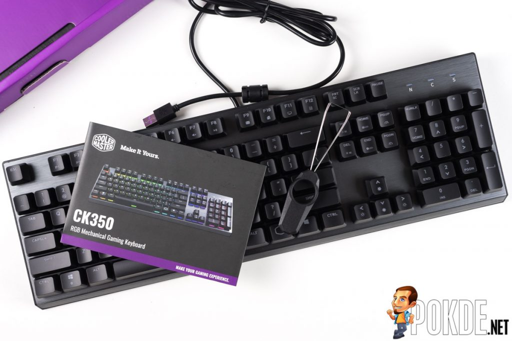 Cooler Master CK350 Review — wallet-friendly solid design 24