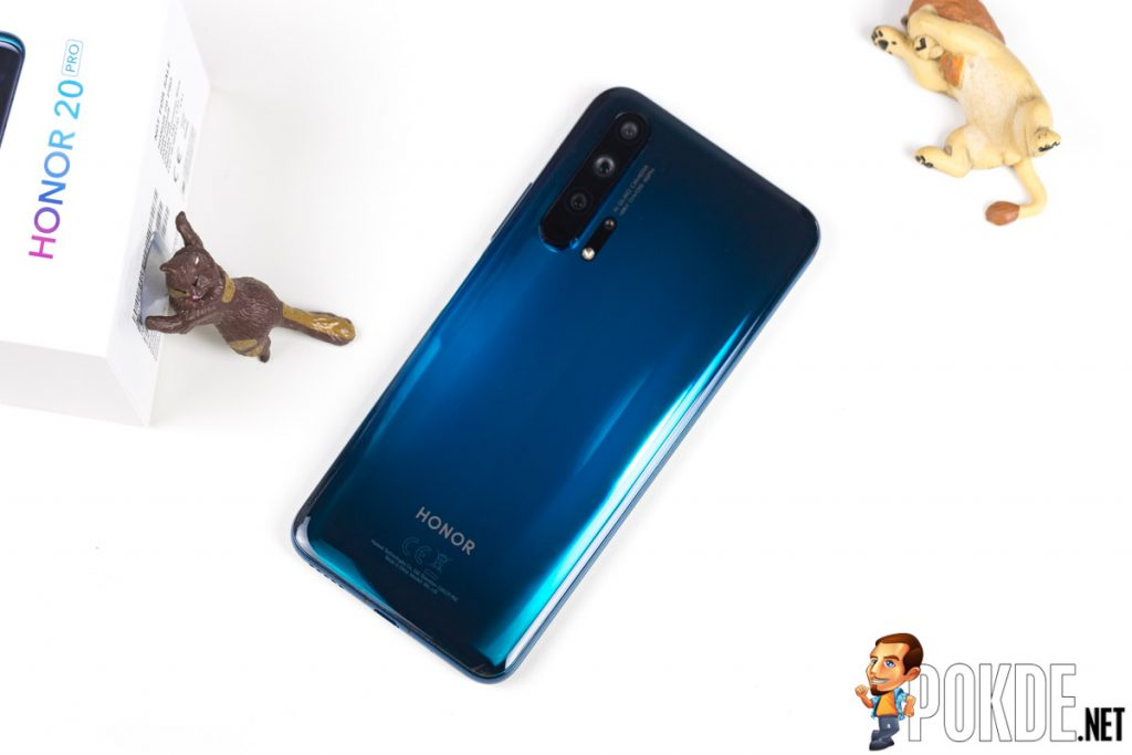 HONOR 20 Pro officially announced at RM2299 — sales to start 15th August with up to RM500 worth of freebies 27