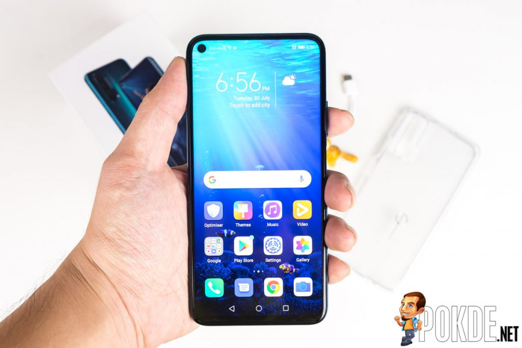 HONOR 20 Pro Review — photography powerhouse 40