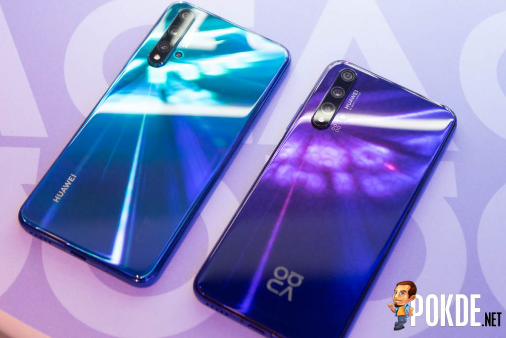 HUAWEI nova 5T — five AI cameras and more features for just RM1599 27
