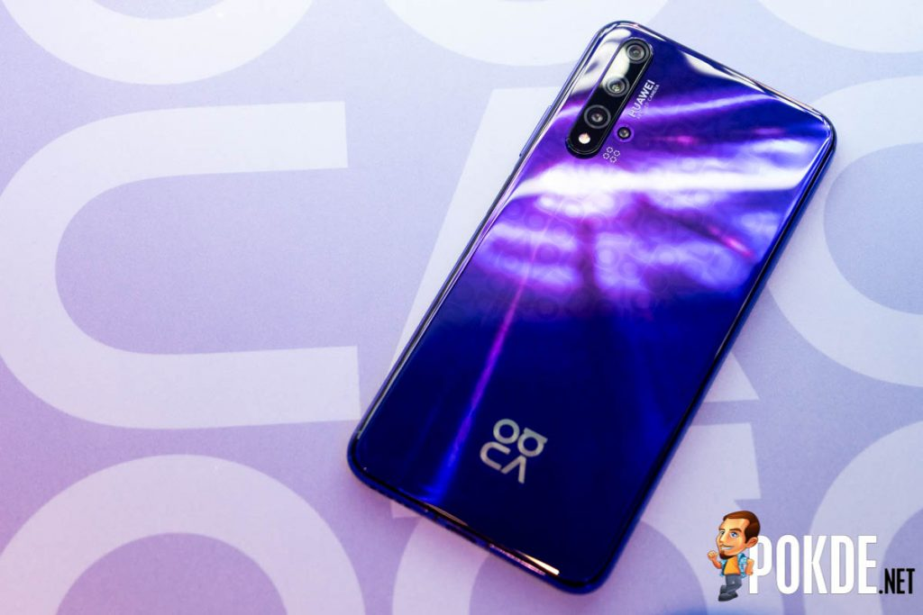 HUAWEI nova 5T official at RM1599 — five AI cameras in a stunning new design! 19