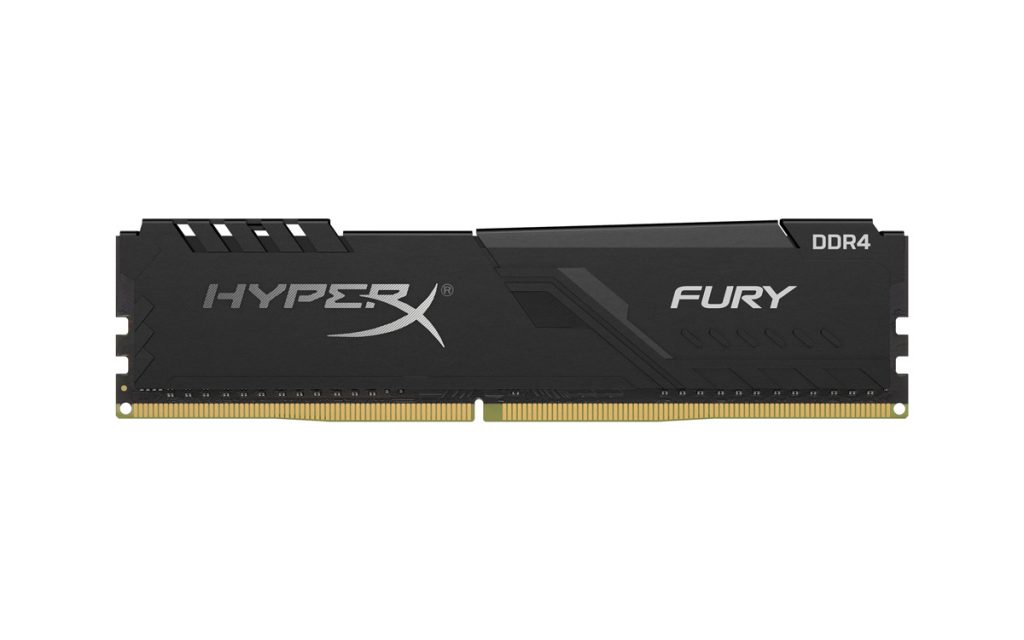 HyperX Adds Memory Lineup With New FURY DDR4 RGB Up To 64GB 18