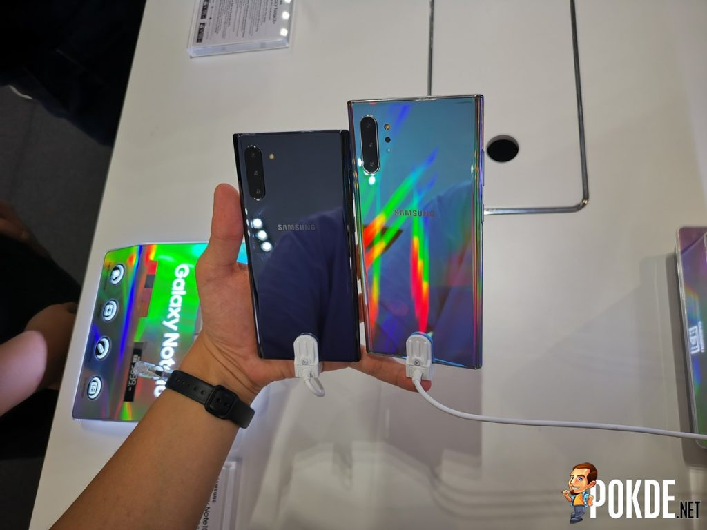 Samsung Galaxy Note 10 Malaysia Pre-Order Starts Today From RM3,699