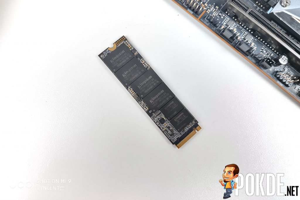 Kingston KC2000 M.2 PCIe NVMe 1TB SSD Review 23