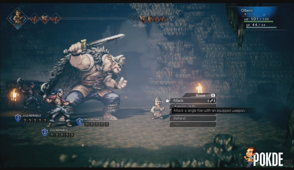 Octopath Traveler Review - The Best Switch JRPG is Now On PC 26