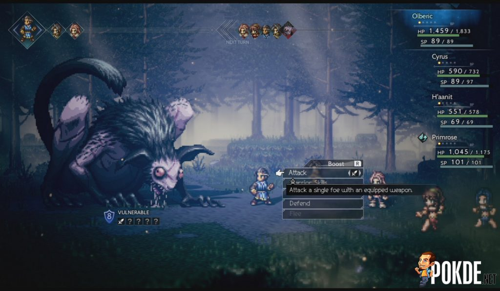 Octopath Traveler Review - The Best Switch JRPG is Now On PC 28
