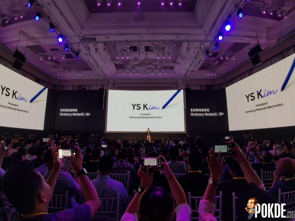 Samsung Officially Launches The Galaxy Note10 Series With Style 26