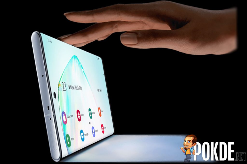 The Samsung Galaxy Note10 is Samsung's leap of faith in more ways than one 23