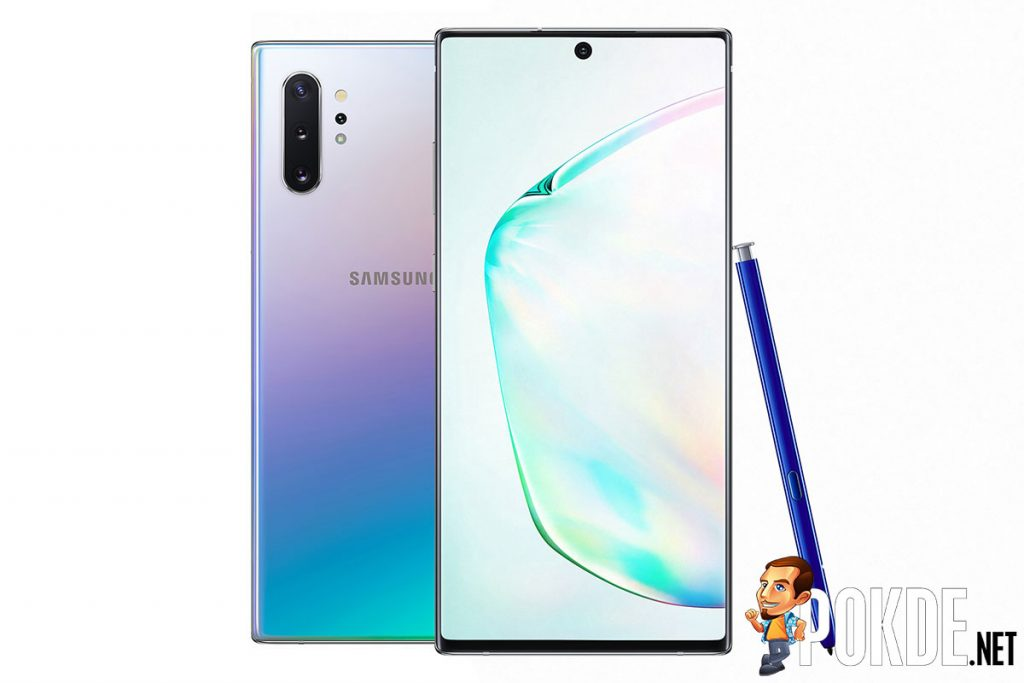 The Samsung Galaxy Note10 is Samsung's leap of faith in more ways than one 24