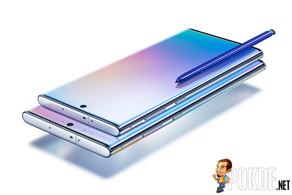 The Samsung Galaxy Note10 is Samsung's leap of faith in more ways than one 21