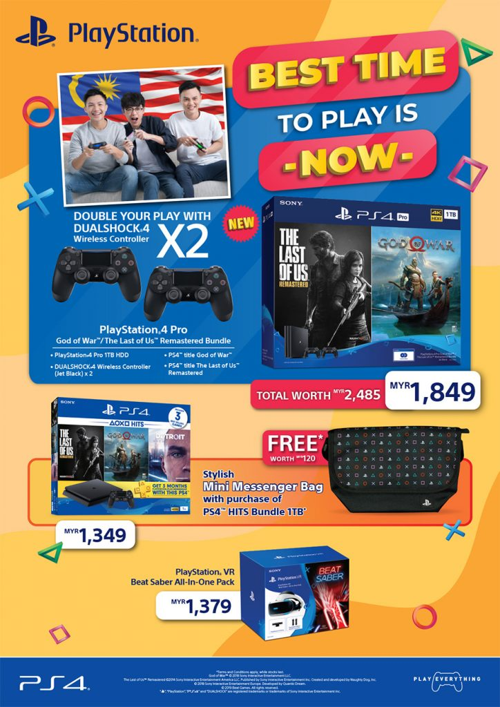 Get Your Game On With Sony's Latest PS4 Bundle 17