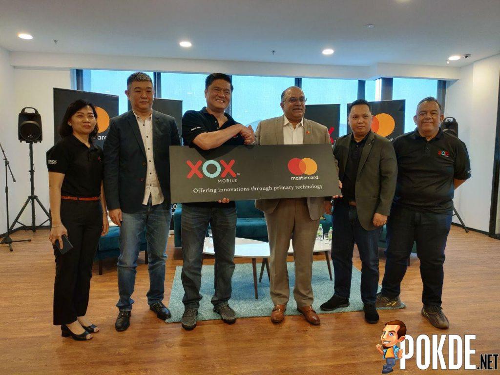 XOX Mobile and Mastercard Launches XOX Prepaid Mastercard Card 22
