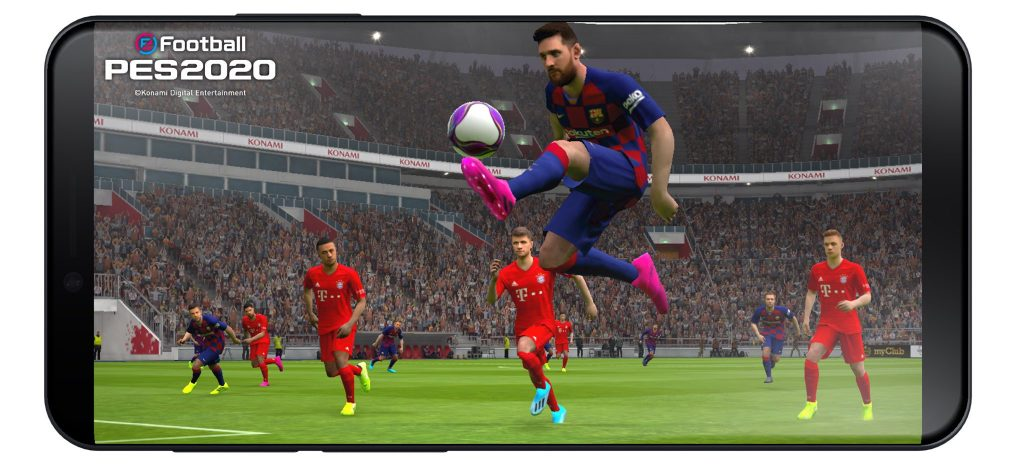 PES 2020 Mobile Game is Coming This October 2019 16